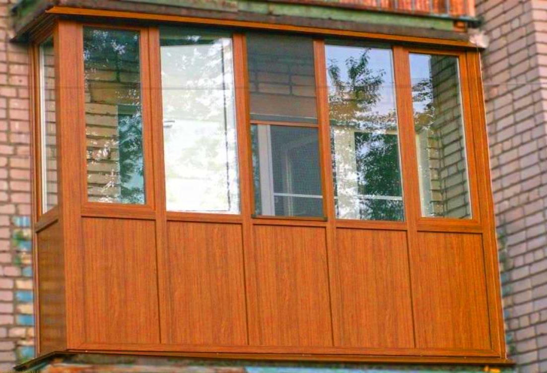 Дизайн балкона снаружи фото.