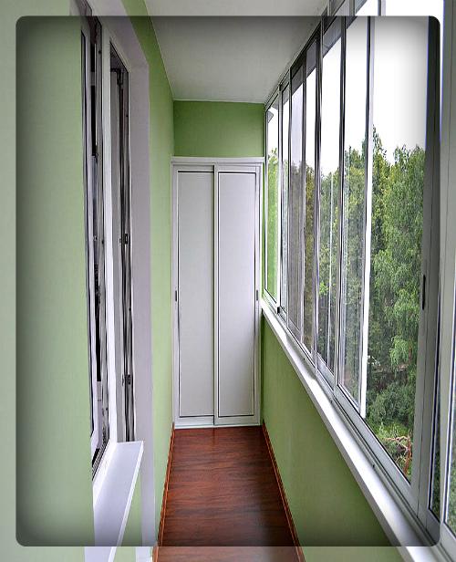 Остекление балкона 6 м цена.