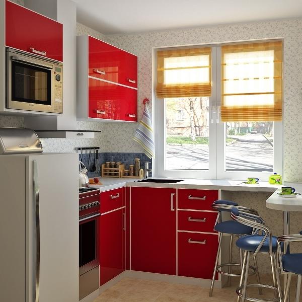 Маленькие кухни пермь каталог фото цены