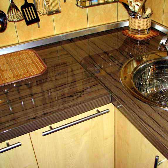 Столешницы для кухни  каталог фото