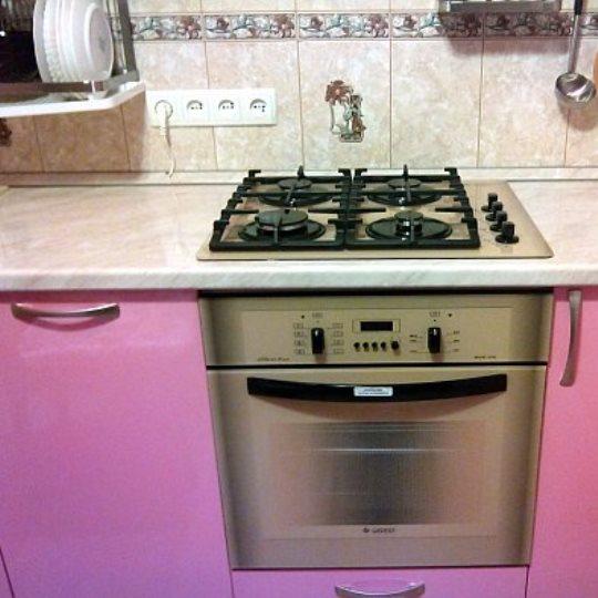 Встраиваемая газовая духовка для кухни купить